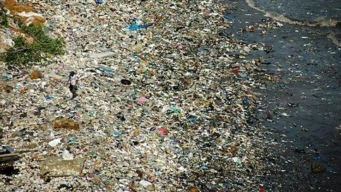 Great Pacific Garbage Patch from https://www.change.org/p/google-maps-google-map-the-great-pacific-garbage-patch