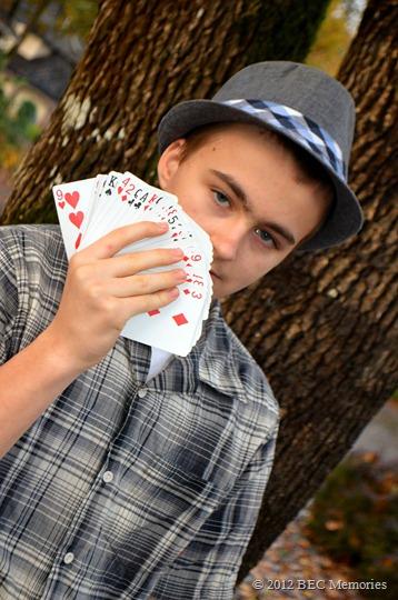 Mr. Magician