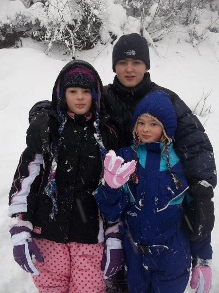 2012 In Review - My snow babies!