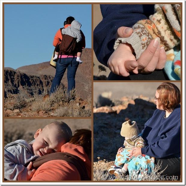 Shooting in the Desert - Babies!