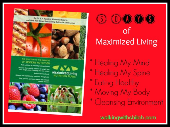 5 Days of Maximized Living