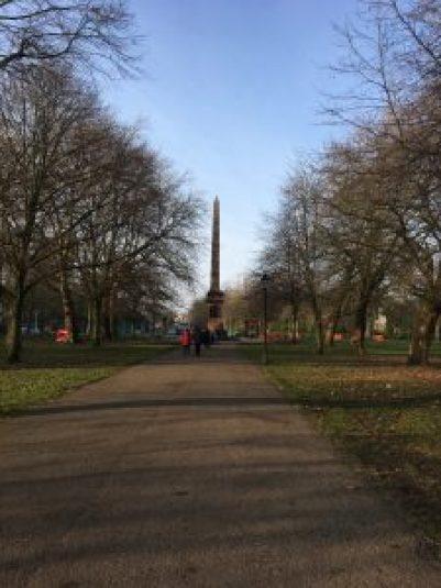 Monolith at Sefton Park
