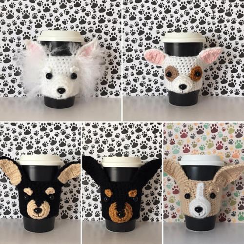 Chihuahua mug cosy