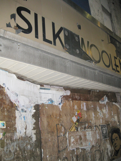old silk