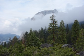 Looking back on Half Dome