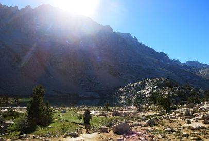 515 Evolution Valley to Le Conte Canyon