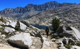 528 Evolution Valley to Le Conte Canyon