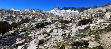 529 Evolution Valley to Le Conte Canyon