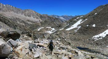 541 Evolution Valley to Le Conte Canyon