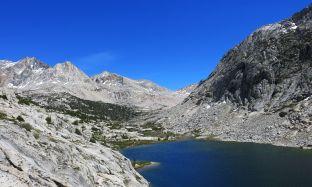 568 Le Conte Canyon to Upper Palisade Lake