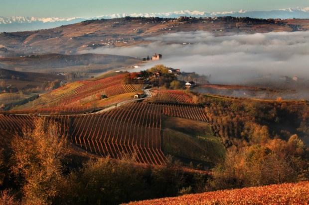 Piemonte-Langhe&Monferrato in Autumn