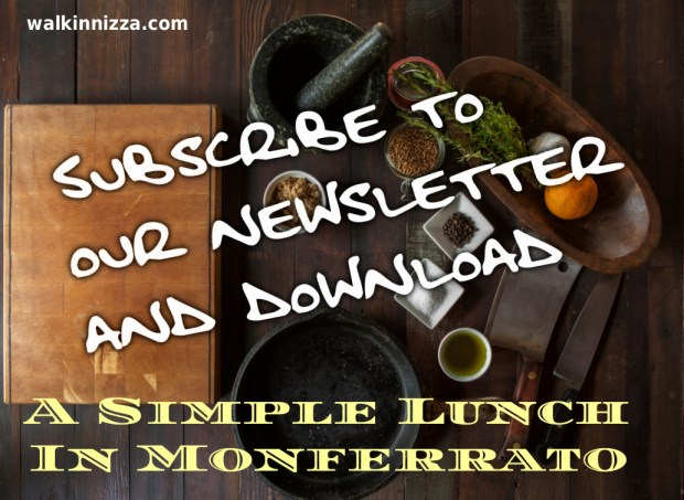Enjoy the local food: download A Simple Lunch in Monferrato