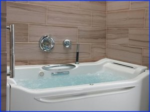 kohler walk in tub