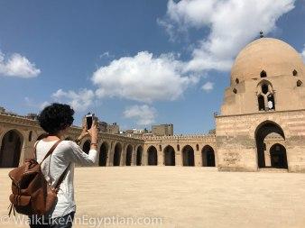 Ibn Tulun - Walk Like an Egyptian - Cairo, Egypt_-7