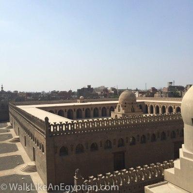 Ibn Tulun - Walk Like an Egyptian - Cairo, Egypt_