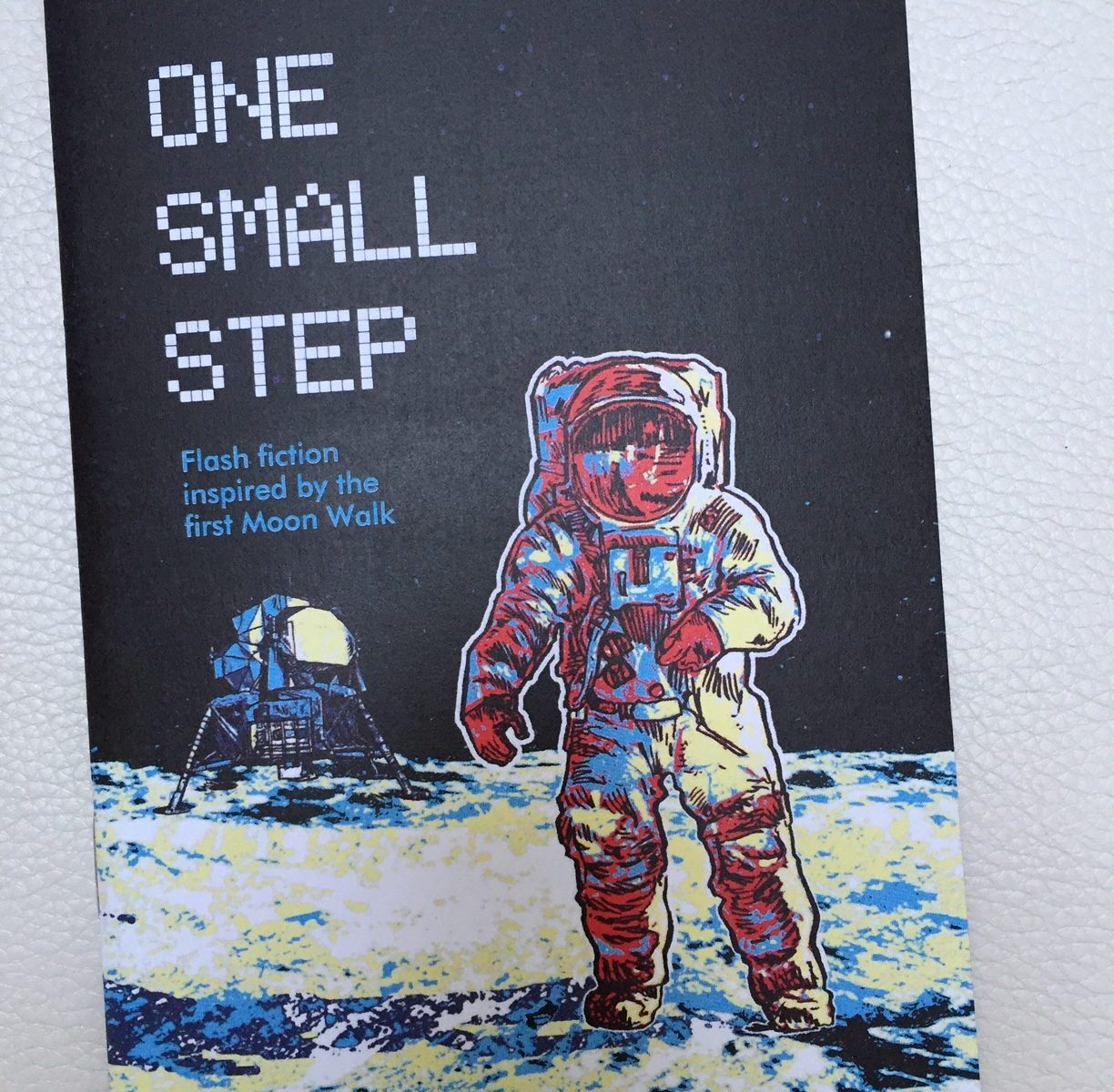One Small Step chapbook