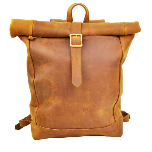 Nomad Leather Roll Top