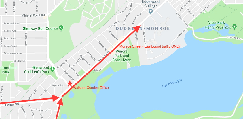The Monroe Street Construction Project: Phase Two