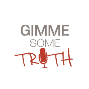 Gimme Some Truth Logo