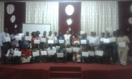 The students who completed the 4 week introductory sessions where we taught the basics of covenant, authority, deliverance and family according to full counsel of the Scriptures.