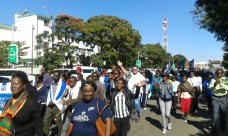 Participants of the March