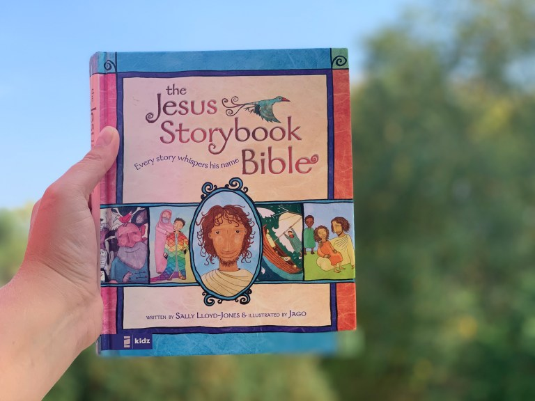 Image of the Jesus Storybook Bible