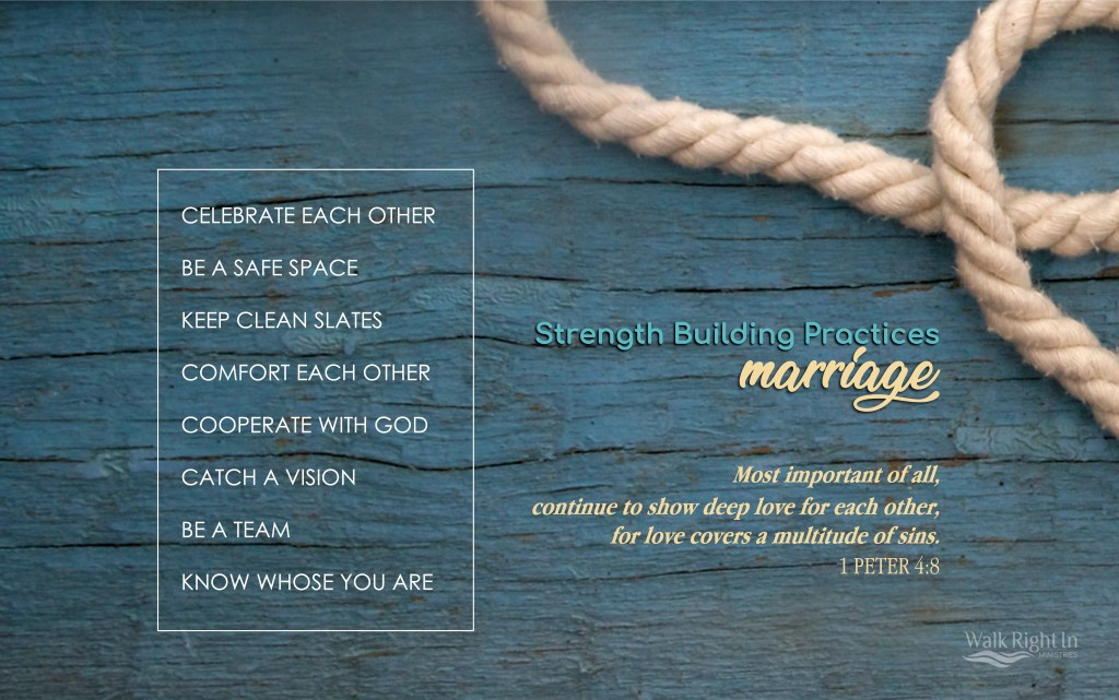 8 Marriage Strengthening Practices for Couples Parenting a Child with Special Needs