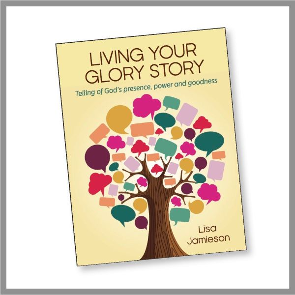 Living Your Glory Story book cover
