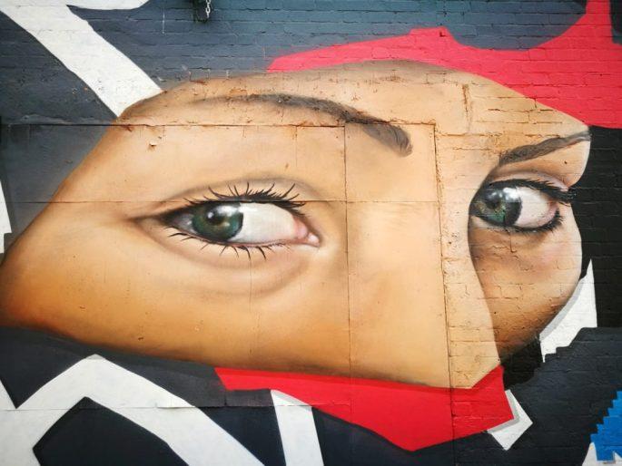 Birmingham Digbeth Graffiti Art 16