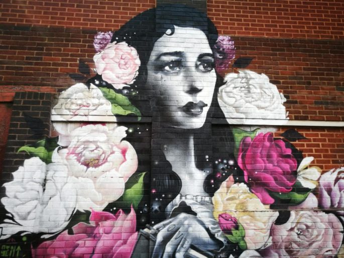 Birmingham Digbeth Graffiti Art 29