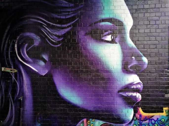 Birmingham Digbeth Graffiti Art 9