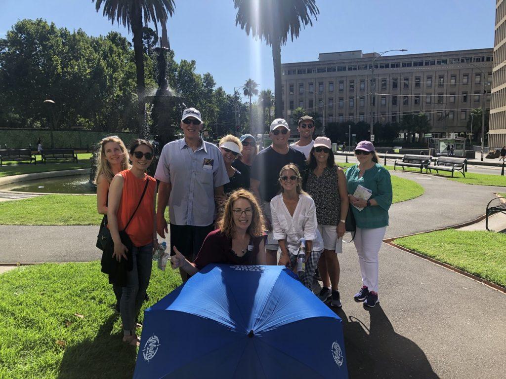 Sara's 11am Complete Melbourne Walking Tour