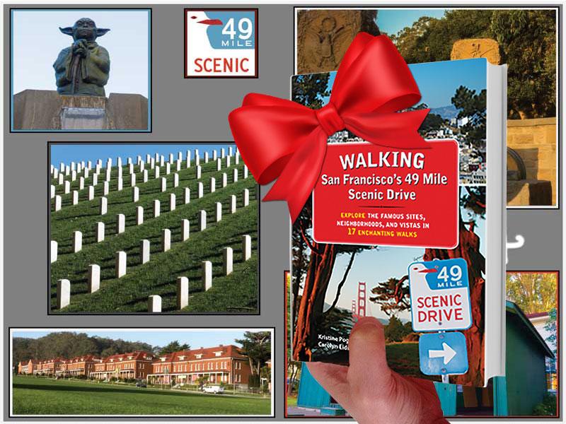 Holiday Gift — SF Walking Book - Walk 4