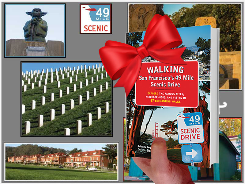 Holiday Gift — SF Walking Book - Walk 4