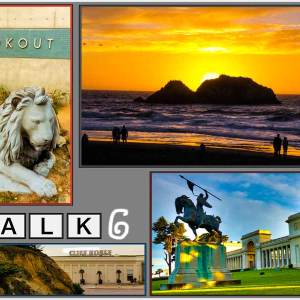 Walk 6 Walking San Francisco's 49 Mile Scenic Drive