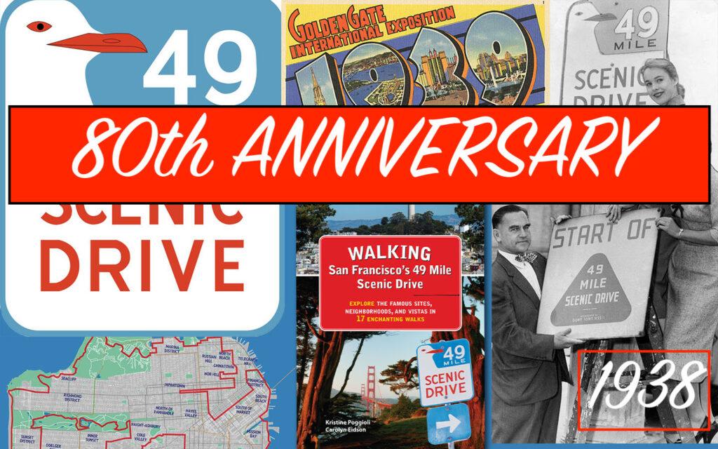 80th Anniversary Events—49 Mile Scenic Drive