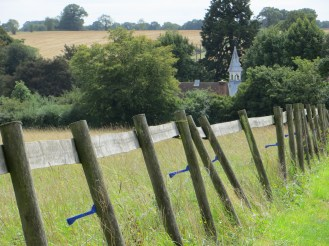 Downhill to the A1120