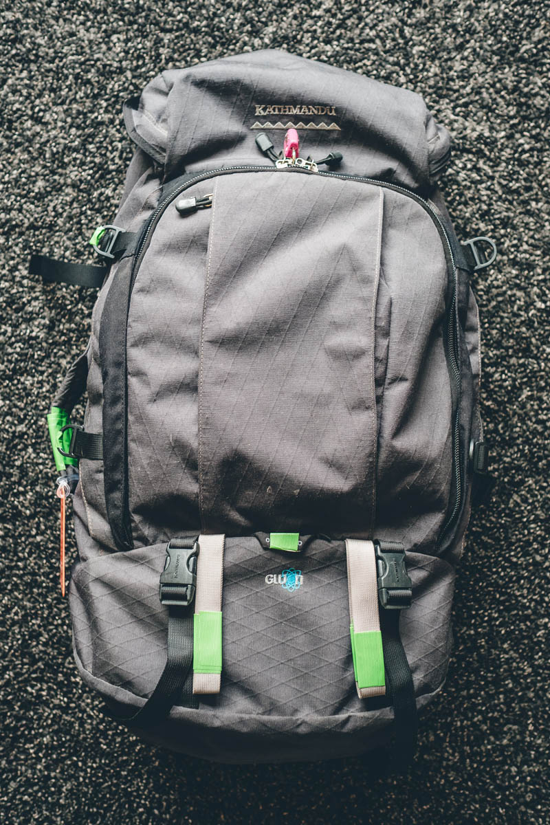 Tims large hiking pack for long term tavel