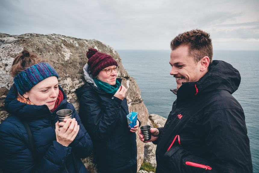 Isle of Skye Wine and Chocolate Neist Point