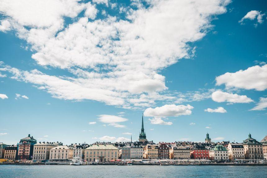 Stockholm Archipelago Wide City Views