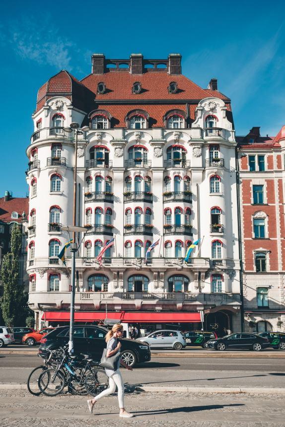 Stockholm Hotel Diplomat