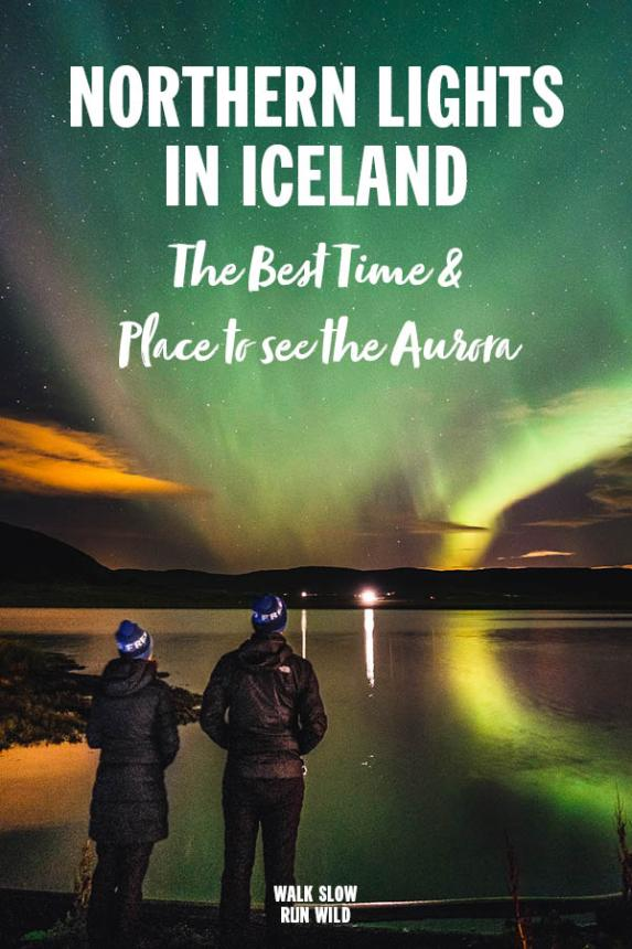 Northern Lights in Iceland — The Best Time Place to see the Aurora