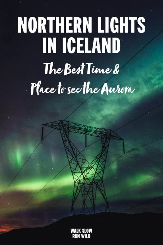 Northern Lights in Iceland — The Best Time Place to see the Aurora2
