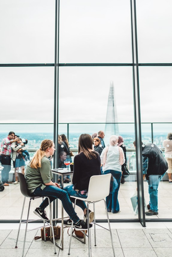 Sky Garden The Best Free Views of London Better Than The Shard