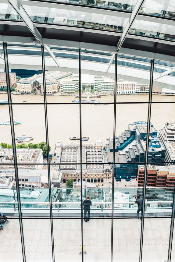 Sky Garden The Best Free Views of London and The Thames