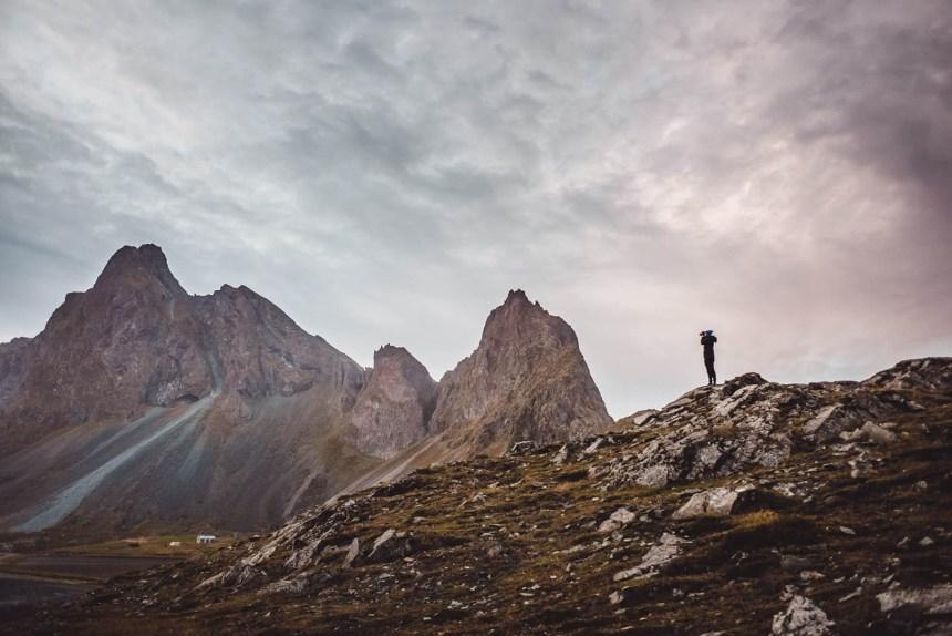 Iceland East Vattarnes Epic Mountains Photographer