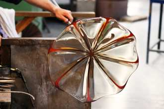 Murano glass worked by the hands of a skilled artisan is an incredible souvenir to bring home from Italy.