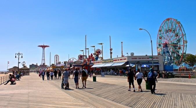 Coney Island Falloween Coupons