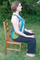 Sitting Meditation Position