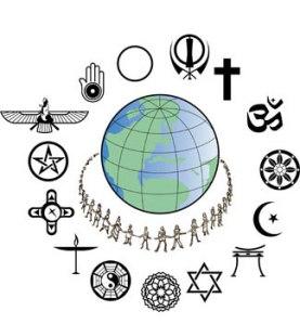 Interfaith World Symbols